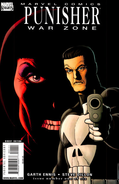 Punisher War Zone Vol 2 #1a