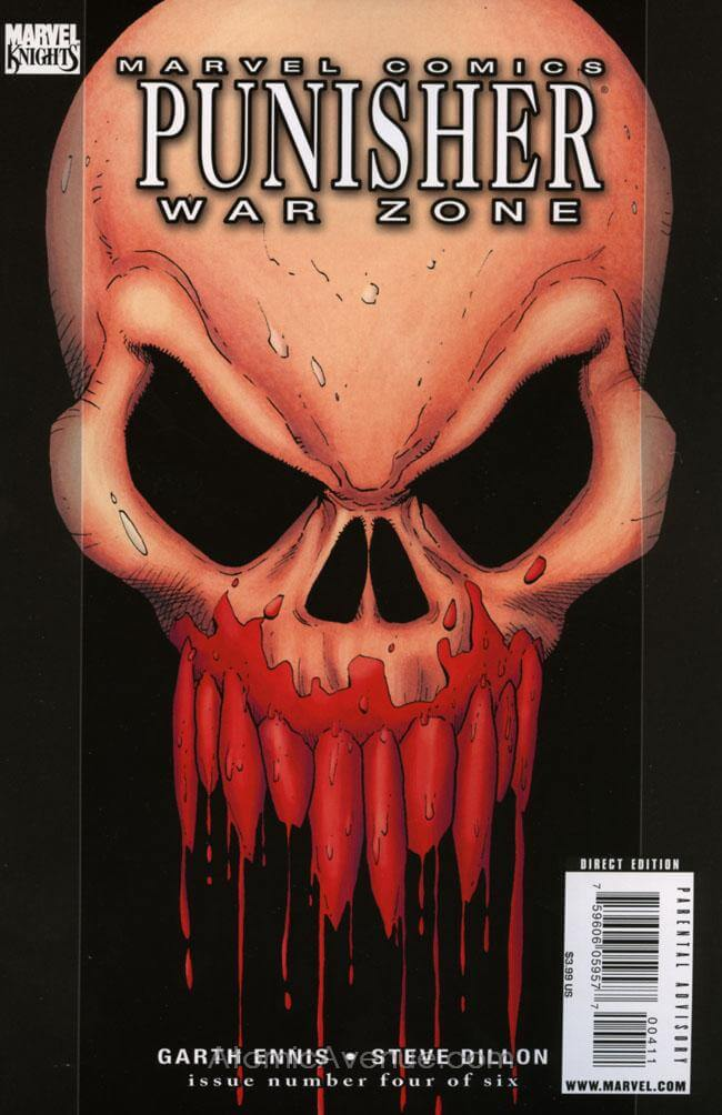 Punisher War Zone Vol 2 #4