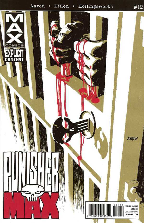 Punisher MAX #12