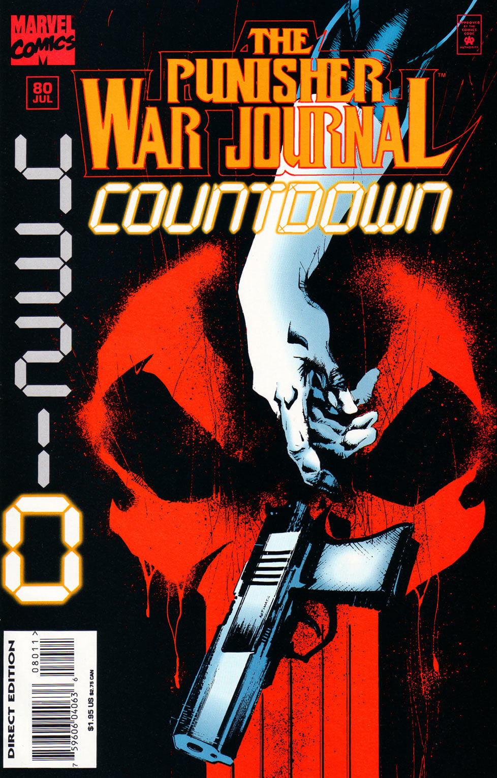 Punisher War Journal Vol 1 #80