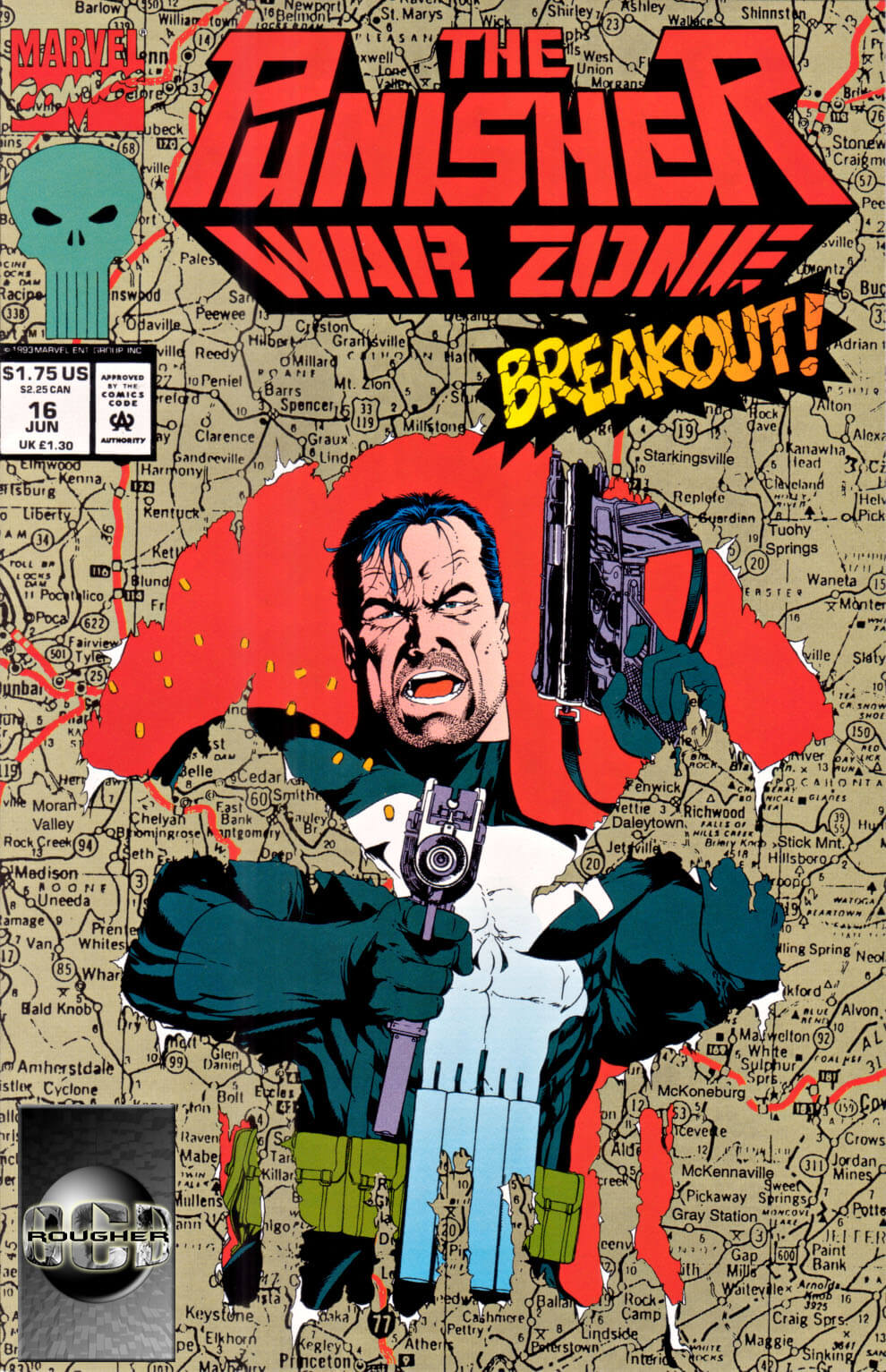 Punisher War Zone #16