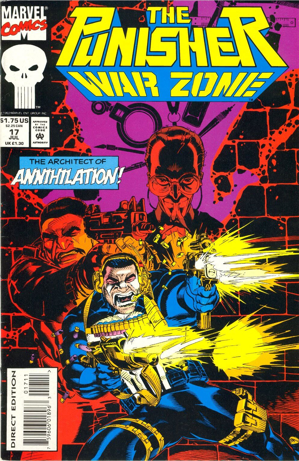 Punisher War Zone #17