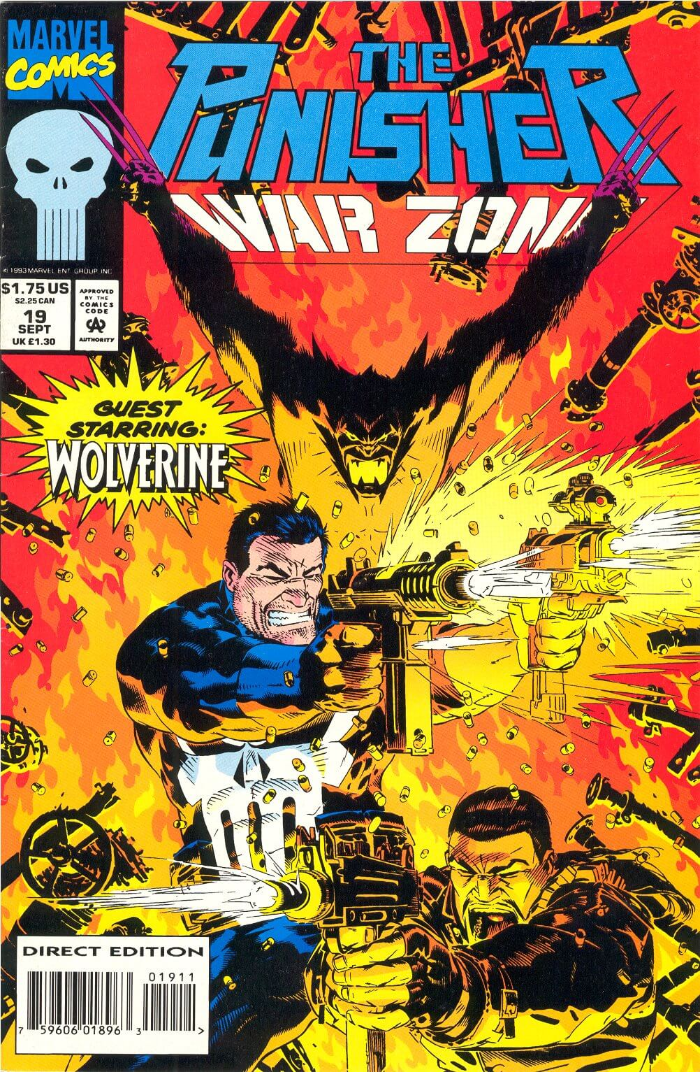 Punisher War Zone #19
