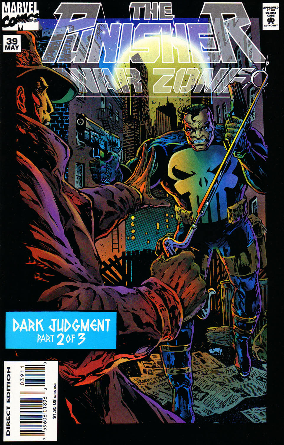 Punisher War Zone #39