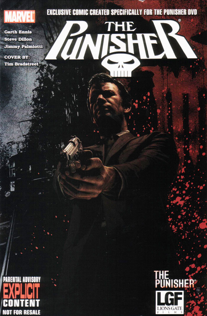 The Punisher Countdown