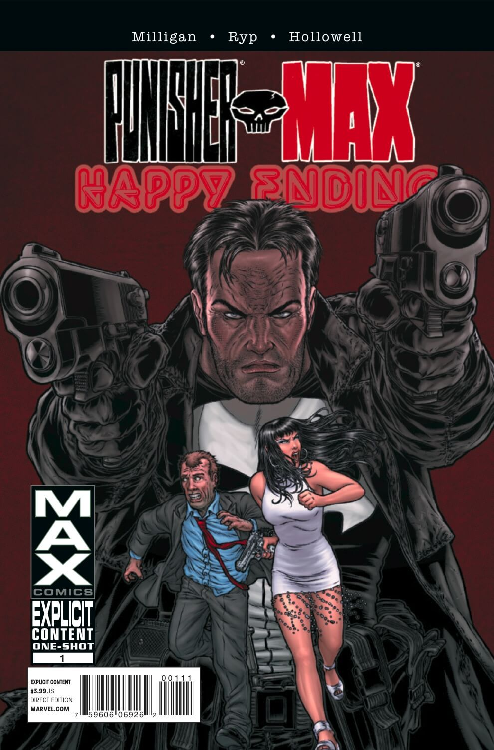 Punisher MAX Happy Ending