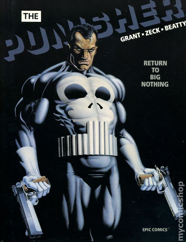 Punisher Return to Big Nothing