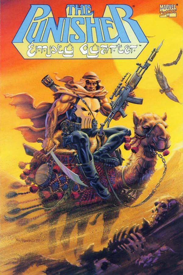 The Punisher Empty Quarter