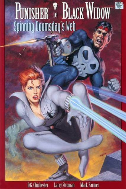 The Punisher/Black Widow: Spinning Doomsday's Web