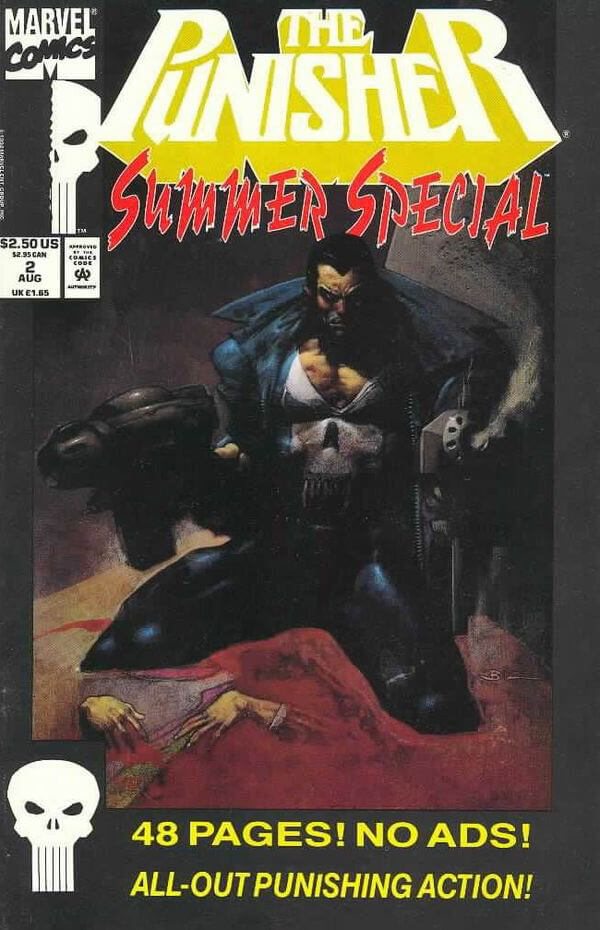 Punisher Summer Special 2