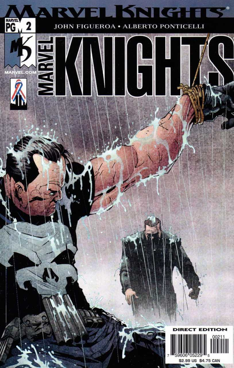 Marvel Knights Vol 2 #2