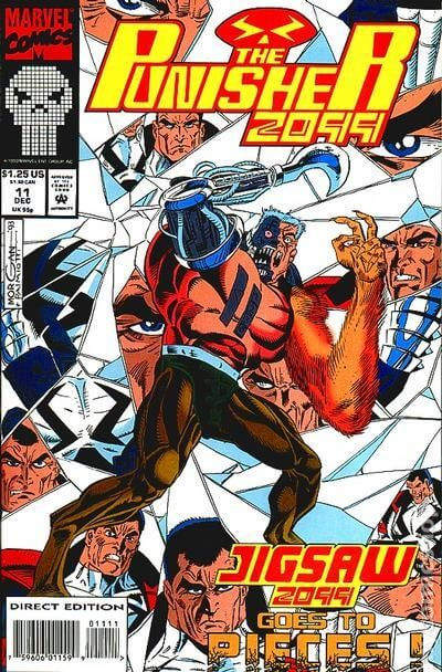 The Punisher 2099 #11