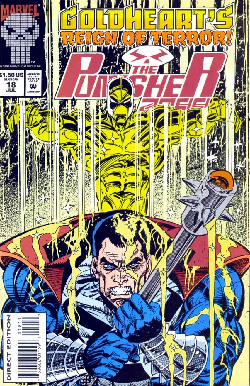 The Punisher 2099 #18