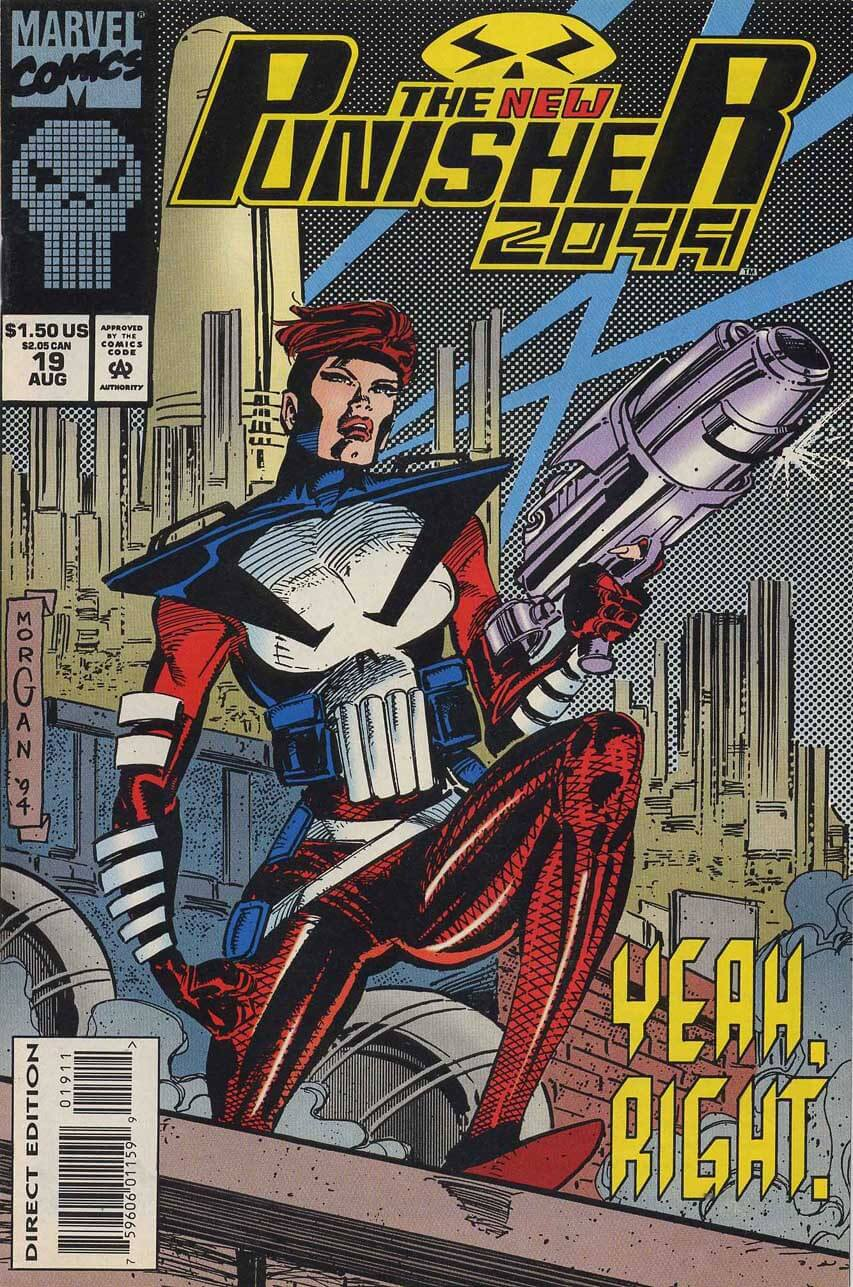 The Punisher 2099 #19