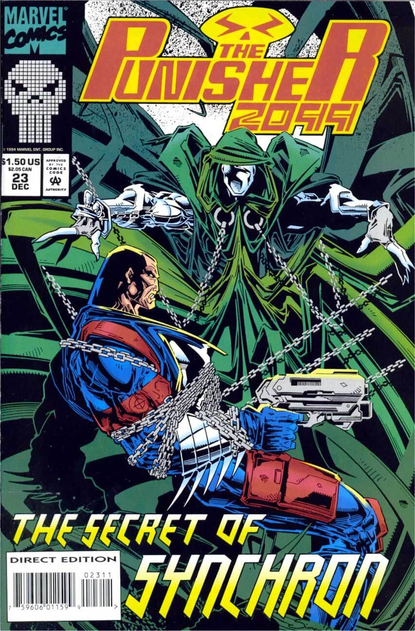 The Punisher 2099 #23