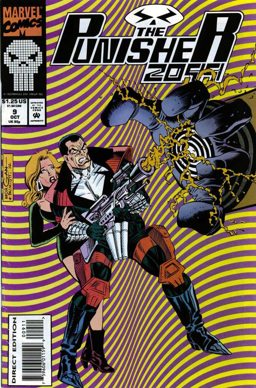 The Punisher 2099 #9