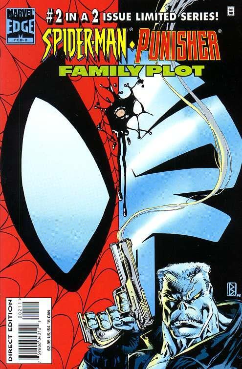 Spider-Man Punisher Family Plot #2