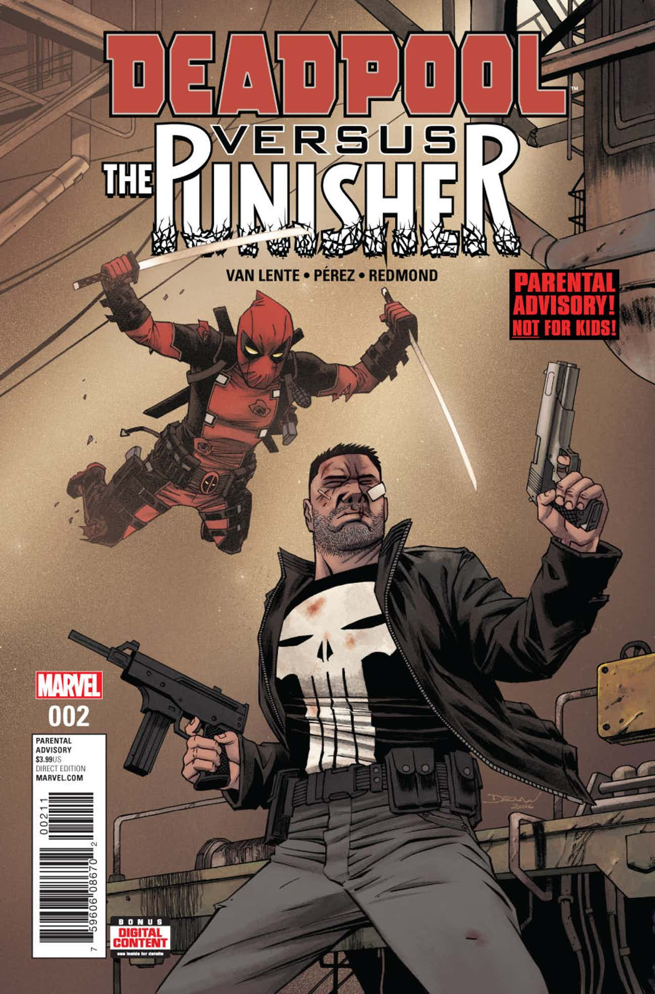 Deadpool vs. Punisher 2