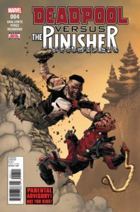 Deadpool vs. Punisher #4