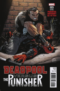 Deadpool vs. Punisher #5 b