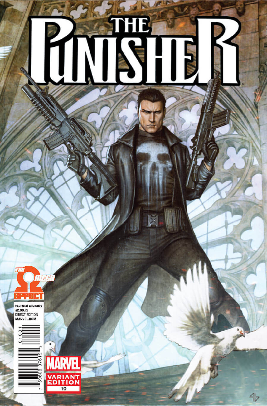 Punisher vo 8 Adi Granov variant