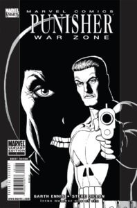 Punisher War Zone vol 2 #1 c