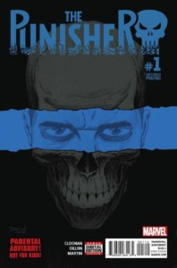 Punisher vol 10 1 2nd Print