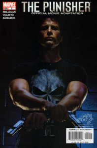 Punisher Official Movie Adaptation #2