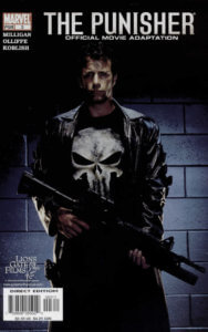 Punisher Official Movie Adaptation #3