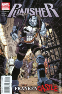 Punisher vol 7 #11 b