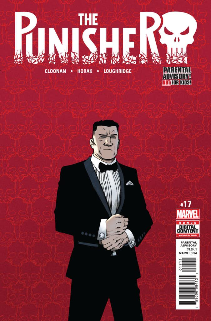 Punisher Vol 10 #17