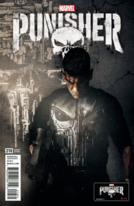 Punisher Vol 1 #218 c