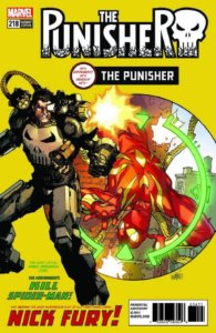 Punisher Vol 1 #218 f