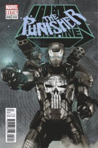 Punisher Vol 1 #218 g
