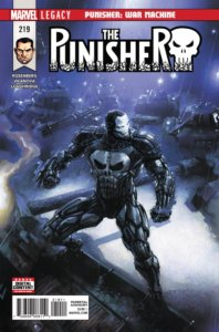 Punisher Vol 1 #219