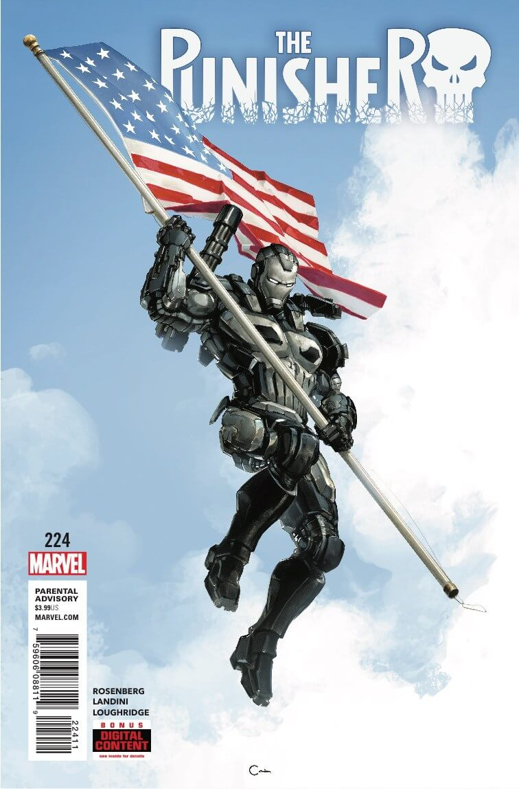 The Punisher Vol 1 #224