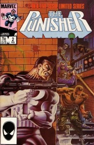 The Punisher Vol 1 #2