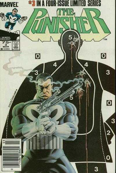 The Punisher Vol 1 #3
