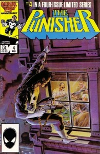 The Punisher Vol 1 #4