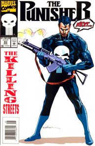The Punisher v2 093 - Killing Streets