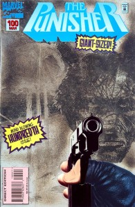 The Punisher v2 100b - The Cage - Mirror Image Variant
