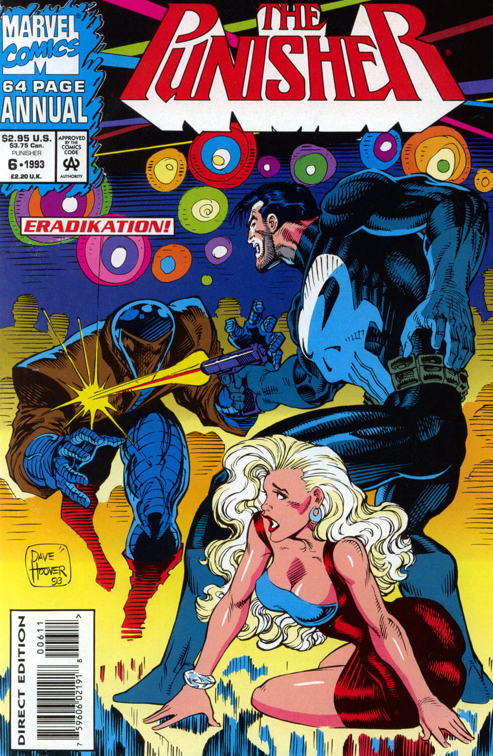 The Punisher v2 Annual #6