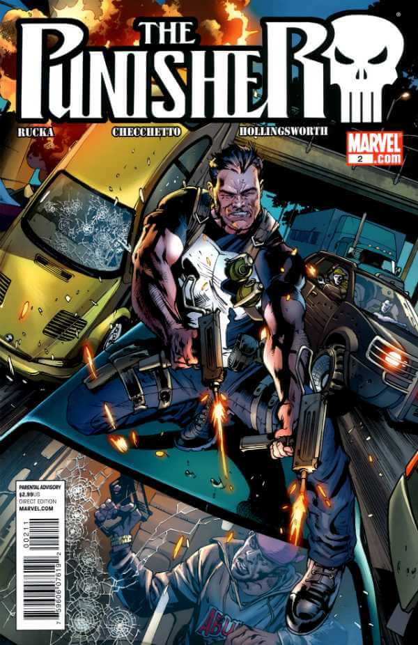 The Punisher Vol 8 #2