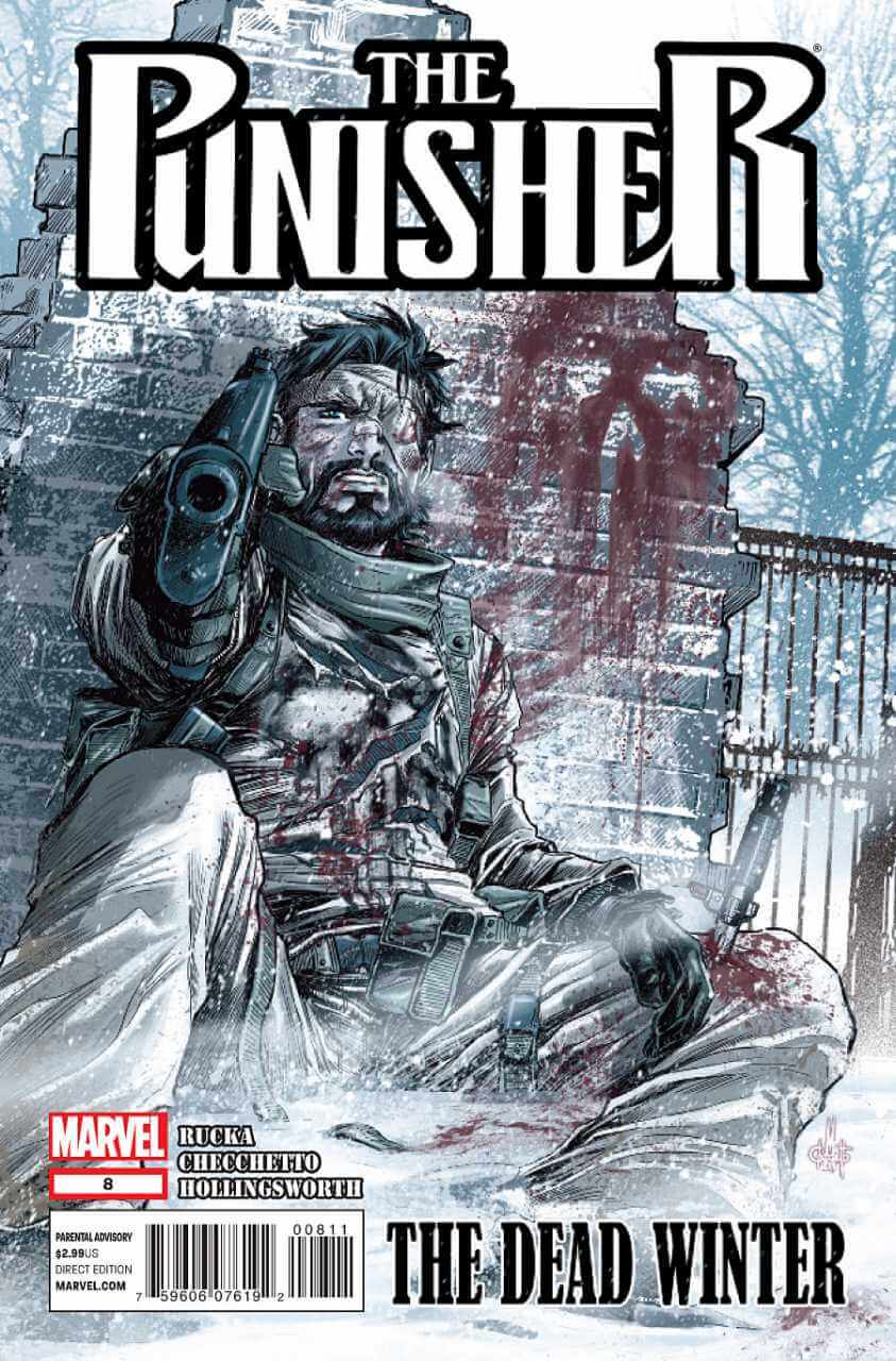 The Punisher Vol 8 #8