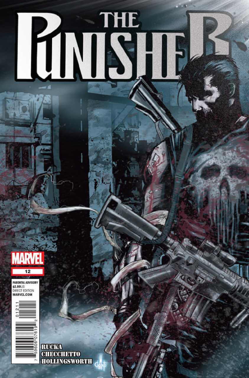 The Punisher Vol 8 #12