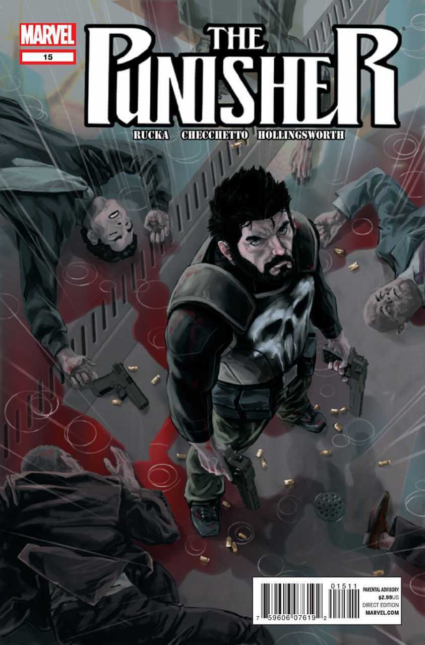 The Punisher Vol 8 #15