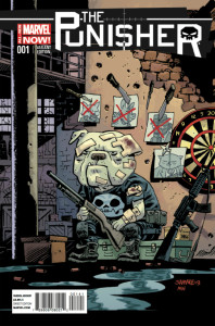 The Punisher Vol 9 #1 c