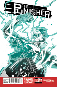 The Punisher Vol 9 #3 a
