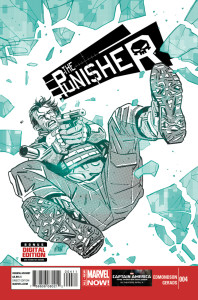 The Punisher Vol 9 #4
