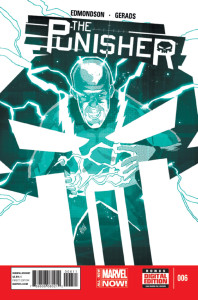 The Punisher Vol 9 #6